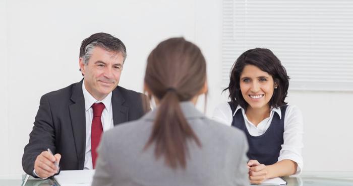 רושם ראשוני בראיון עבודה